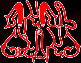 Anal Grind - Logo