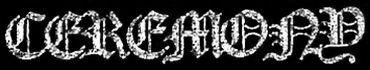 Ceremony - Logo