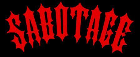 Sabotage - Logo