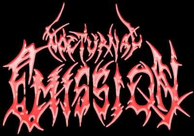 Nocturnal Emission - Logo