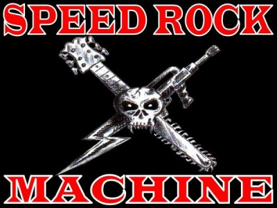 Speed Rock Machine - Logo
