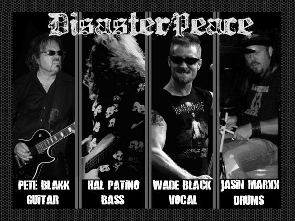 Disaster Peace - Photo