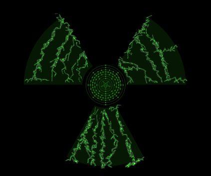 Irradiate - Logo