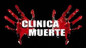 Clinica Muerte - Logo
