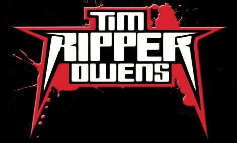 Tim Ripper Owens - Logo