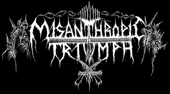 Misanthropic Triumph - Logo