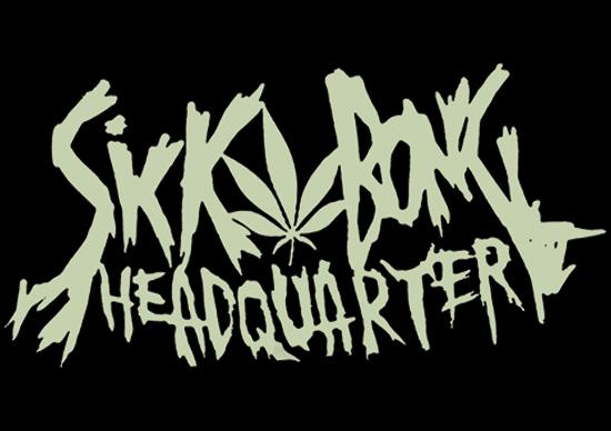 Sick Bong Headquarter - Logo