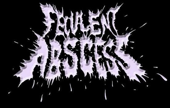 Feculent Abscess - Logo