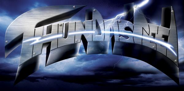 Thundasteel - Logo