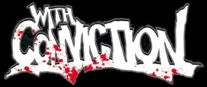 With Conviction - Logo