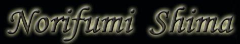 Norifumi Shima - Logo