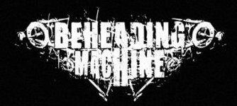 Beheading Machine - Logo