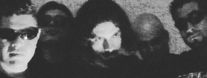 Ominous Crucifix - Photo