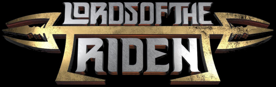 Lords of the Trident - Logo