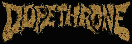 Dopethrone - Logo