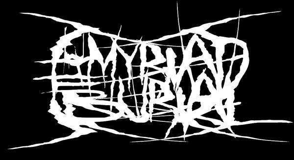 The Myriad Burial - Logo
