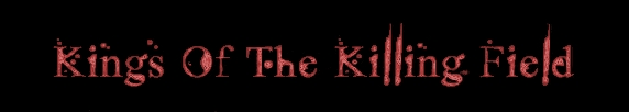 Kings of the Killing Field - Logo