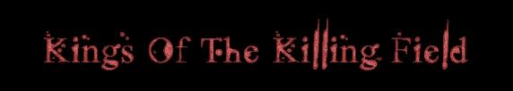 Kings of the Killing Field - Logo