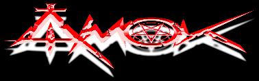 Amok - Logo