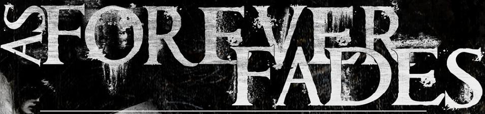 As Forever Fades - Logo