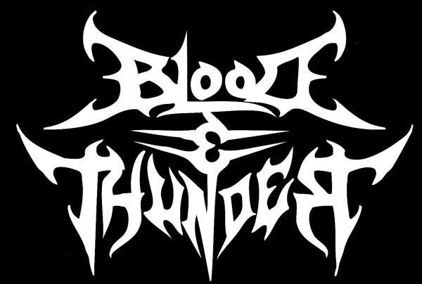 Blood and Thunder - Logo