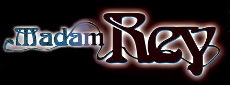 Madam Rey - Logo