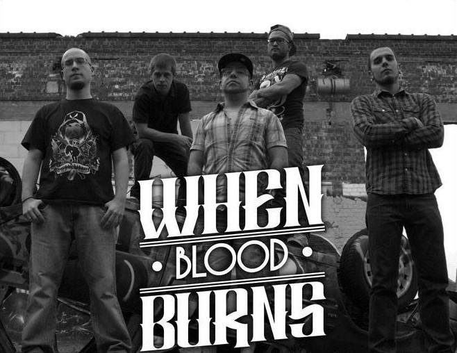 When Blood Burns - Photo
