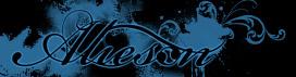 Alieson - Logo