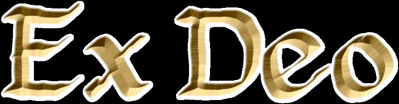 Ex Deo - Logo