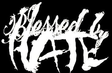 Blessed by Hate - Logo