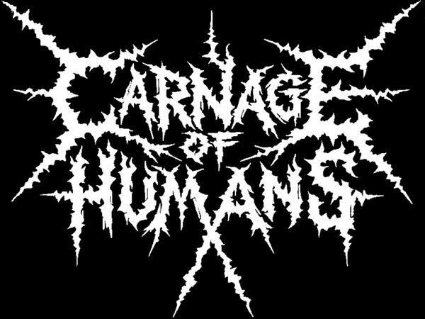 Carnage of Humans - Logo
