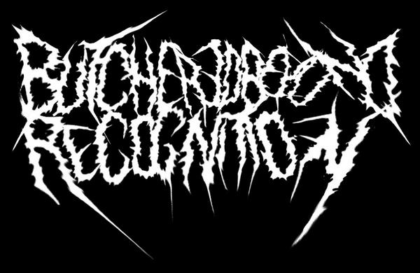 Butchered Beyond Recognition - Logo