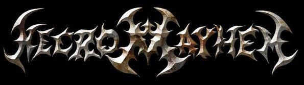Necromayhem - Logo