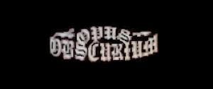 Opus Obscurium - Logo