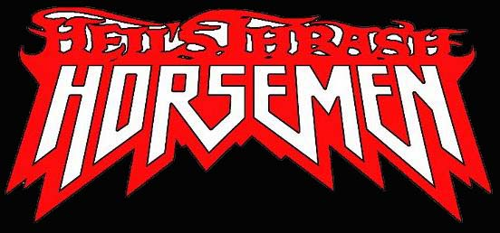 Hell's Thrash Horsemen - Logo