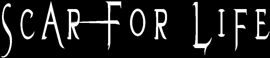 Scar for Life - Logo