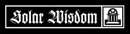 Solar Wisdom - Logo
