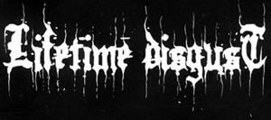 Lifetime Disgust - Logo