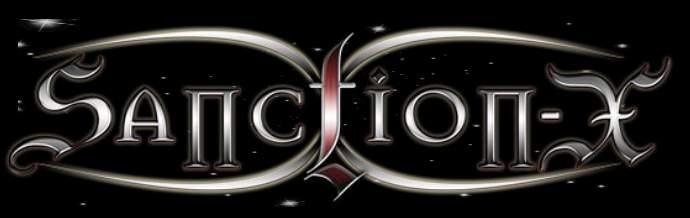 Sanction-X - Logo