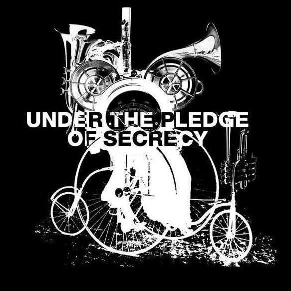 Under the Pledge of Secrecy - Logo