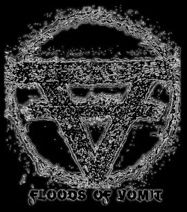 Floods of Vomit - Logo
