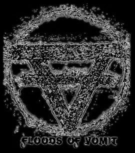 Floods of Vomit - Logo
