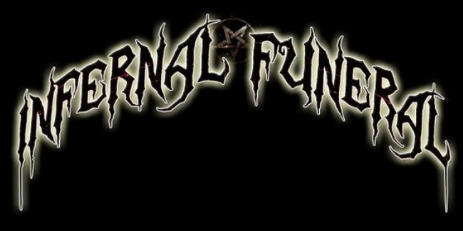 Infernal Funeral - Logo