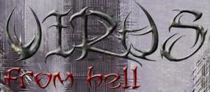 Virus from Hell - Logo