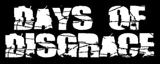 Days of Disgrace - Logo