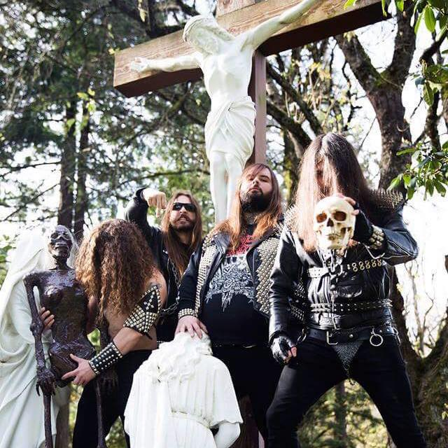 CEMETERY LUST set release date for HELLS HEADBANGERS debut‏