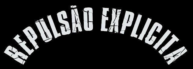 Repulsão Explícita - Logo