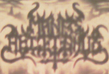 Manes Aeternus - Logo