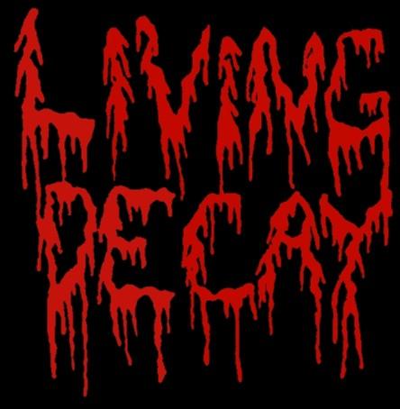 Living Decay - Logo