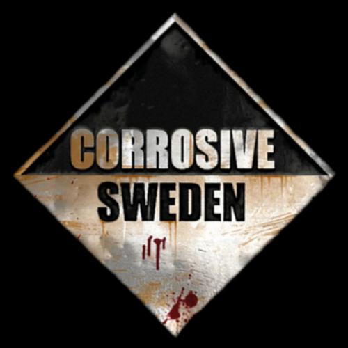 Corrosive Sweden - Logo